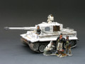 WS070SL  Winter Tiger (Strictly Limited) LE999 by King & Country (RETIRED)
