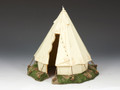 SP048  Military Bell Tent by King & Country