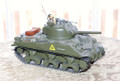 M4A  M4 Sherman Tank in British Markings by King & Country (RETIRED)