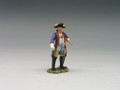 BR062  Officer with Telescope by King & Country (RETIRED)