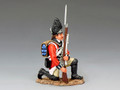 BR081  Fusilier Kneeling Ready by King & Country (RETIRED)
