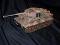 WS015  Tiger Tank with Michael Wittman by King and Country (Retired)