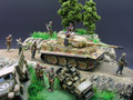 KCD07  WHITTMAN TANK by King & Country (RETIRED)