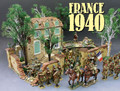 KCD30  FRANCE 1940 by King & Country (RETIRED)