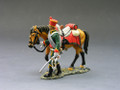 KCS068  Chasseur a Cheval Young Guard by King & Country (RETIRED)