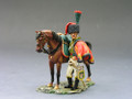KCS070  Chasseur a Cheval (2) by King & Country (RETIRED)