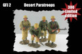 GFJ2  Desert Paras LE150 by New Model Army (RETIRED)