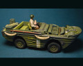HB009d  Amphibious GPA Jeep US Army Marines Version by Honour Bound (RETIRED)