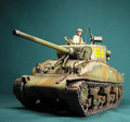 HB012b  Two Tone Sherman by Honour Bound (RETIRED)
