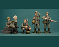 HB018  Wehrmacht Infantry by Honour Bound (RETIRED)