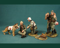 HB034  German Medic Team LE35 by Honour Bound (RETIRED)