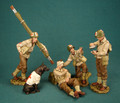 HB035  US Medic Team European Theatre LE50 by Honour Bound (RETIRED)