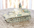 WS026AK  Short Barrel Panzer IV by King & Country (RETIRED)