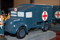 RAFK2  Raf Austin K2 Ambulance in RAF Blue LE30 by King & Country (RETIRED)