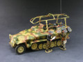 WS077(SL)  Panzer Meyer Command Vehicle Strictly Limited to 1250 by King & Country (RETIRED)