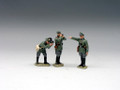 WS107  German War Correspondent Set by King & Country (RETIRED)