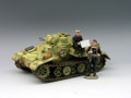 WS108  New Panzer I by King & Country (RETIRED)