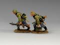 WS123  Machine Gun Team Forward by King & Country (RETIRED)
