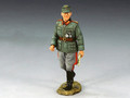 WS129  General Leutnant Fritz Bayerlein by King & Country (RETIRED)