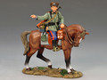 WS148  Mounted Cossack Pointing by King & Country (RETIRED)