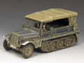 WS229  Sd Kfz 10 Ausf B Demag by King and Country