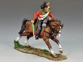 RTA051  Officer Charging with Sword by King and Country (Retired )