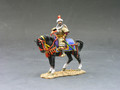 MK027  Mounted Saladin by King and Country  (RETIRED)