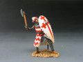 MK046  Knight with Axe by King and Country  (RETIRED)