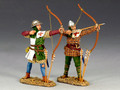 MK067  Crusader Archers Set by King and Country (RETIRED)