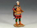 MK069  Standing Man at Arms by King and Country (RETIRED)