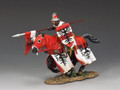 MK107  A Knight of Saxony by King and Country (RETIRED)