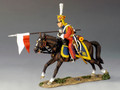 NA166  Galloping Dutch Lancer by King and Country (RETIRED)