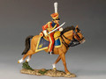 NA167  Charging Lancer Officer by King and Country (RETIRED)