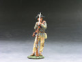 CW006  Rebel Leaning on Rifle by King and Country (RETIRED)