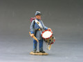 CW008  Confederate Drummer Boy by King and Country (RETIRED)