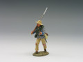 CW017  Marching Rifleman with Pipe in Hand by King and Country (RETIRED)