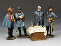 CW101  Robert E Lee & His Generals by King and Country (RETIRED)