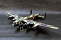 AIR052C  Avro Lancaster (Pistol Packing Mama Version) LE5 by King and Country (RETIRED)