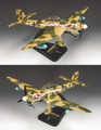 AIR065B  JU87B Stuka Dive Bomber (Desert Snake) LE3 by King and Country (RETIRED)