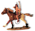 TW10  Red Knife on Brown  White Horse by King & Country (Retired)
