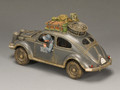 LW043  Luftwaffe Volkswagen LE250 by King and Country (RETIRED)