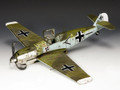 LW045  Franz von Werras Me 109 LE250 by King and Country (RETIRED)
