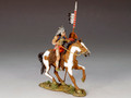 TRW004  Mounted Wolfs Head with Shield & Lance by King and Country (RETIRED)