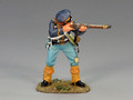 TRW009  Standing Firing Dragoon by King and Country (RETIRED)