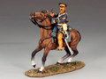 TRW012  Mounted Dragoon Corporal with Pistol by King and Country (RETIRED)