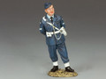 RAF024  RAF Policeman by King and Country (RETIRED)