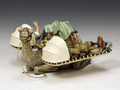 AL058  Camel Field Ambulance by King and Country (RETIRED)