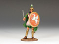 AG004.  Hoplite Soldier with Sword by King and Country (RETIRED)