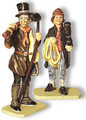 D014  Chimney Sweep and Sweeps Boy by King & Country (Retired)