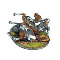 CRU065 Downed Hospitaller Knight by First Legion